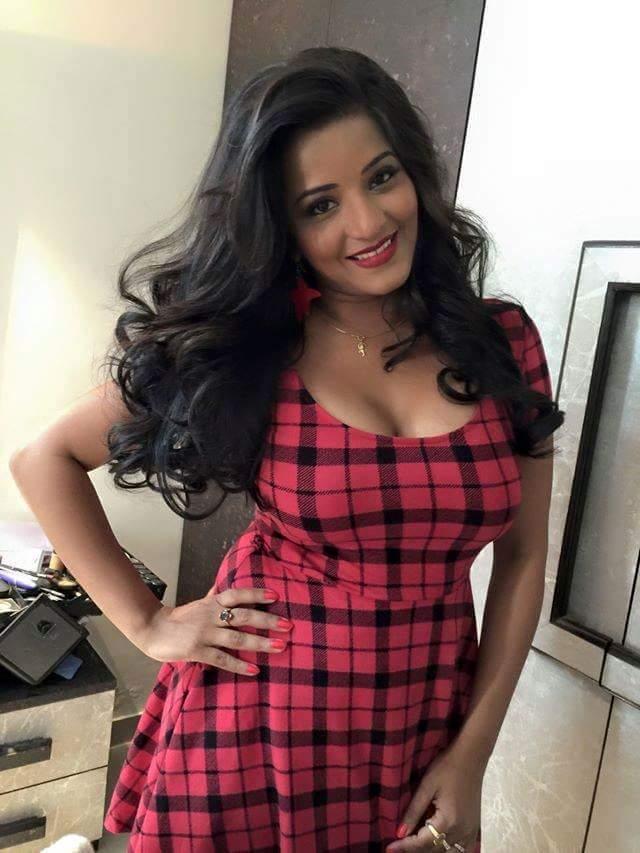 Monalisa Bhojpuri Actress -