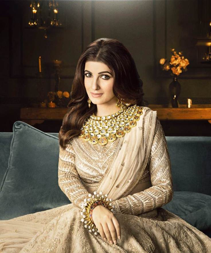 Twinkle-Khanna-PC-jewellers-dress-auction